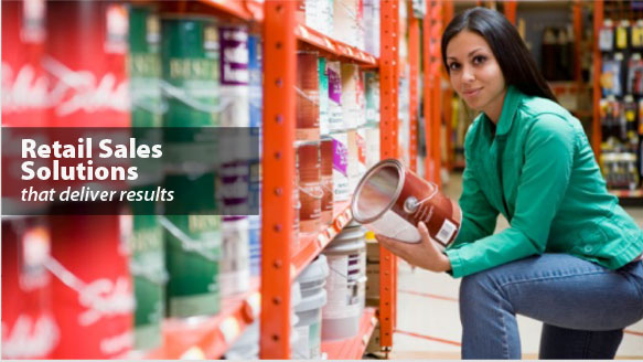 Retail Sales Solutions Deliver Results